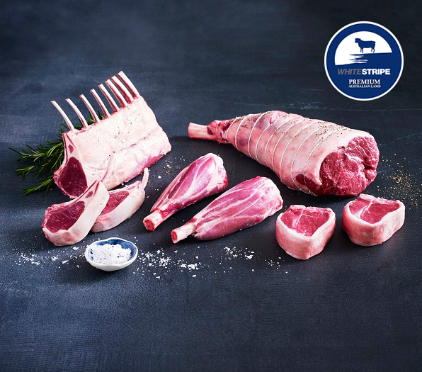 White Stripe Lamb is Above the Rest