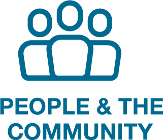 People and the Community